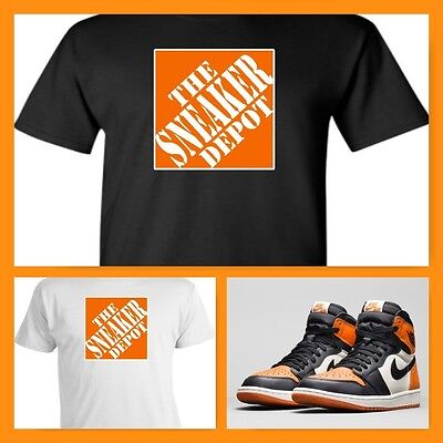 177dee4c608 Exclusive Tee Shirt To Match The Nike Air Jordan 1 Shattered Backboards- Depot