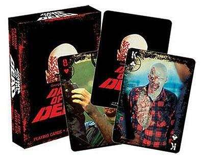 Official Licensed - Dawn Of The Dead - Film Playing Cards Poker Romeros Zombie