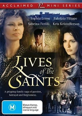 Lives of the Saints (DVD, 2008) Brand New & Sealed Region 4 DVD - Free Shipping