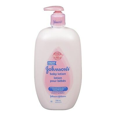 Johnson's Baby Lotion 798ml , Free Shipping