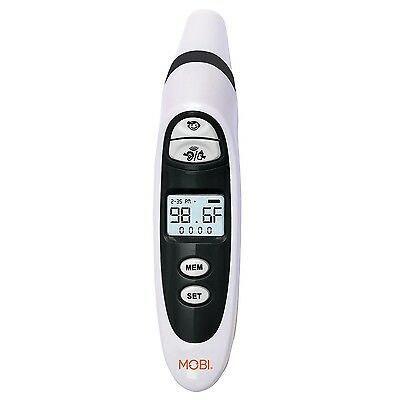 MOBI DualScan Prime Ear and Forehead Thermometer with Food an... , Free Shipping