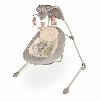 Ingenuity Inlighten Cradling Swing Piper , Free Shipping