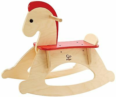 Hape - Rock and Ride Wooden Rocking Horse , Free Shipping
