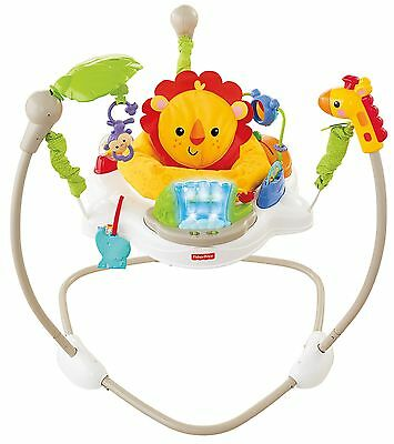 Fisher-Price Jumperoo Rainforest Friends , Free Shipping