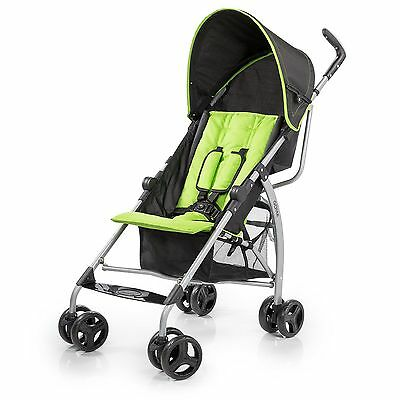 Summer Infant Go Lite Convenience Stroller Green , Free Shipping