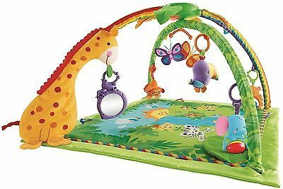 Fisher-Price Rainforest Soft Gym , Free Shipping