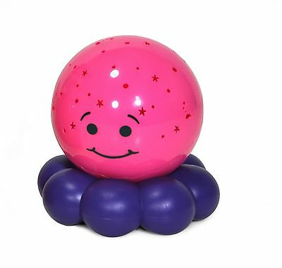 Cloud B Dreamz to Go Octo Glow toy Pink , Free Shipping