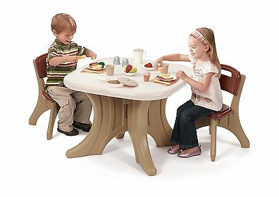 Step2 New Traditions Table & Chairs Set , Free Shipping