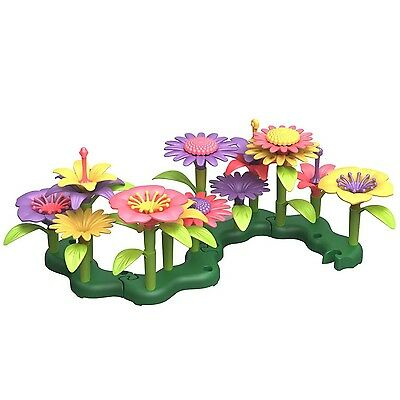 Green Toys Build-a-Bouquet Floral Arrangement Playset , Free Shipping