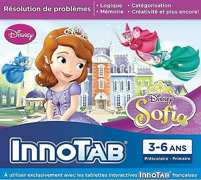 VTech InnoTab Software Sofia the First (French Version) , Free Shipping