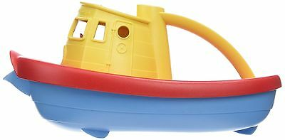Green Toys My First Tugboat - Yellow Standard Packaging , Free Shipping