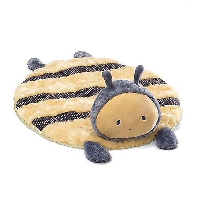 Gund Buzzi Bumble Bee Comfy Cozy 6-Inch Blanket , Free Shipping