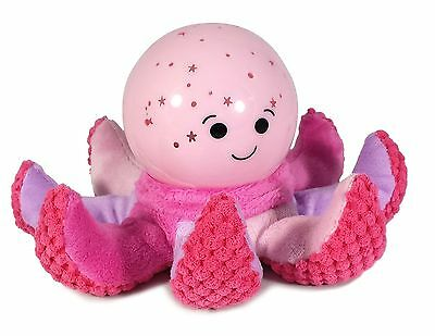 Cloud B Octo Softeez Pink Nightlight Pink , Free Shipping