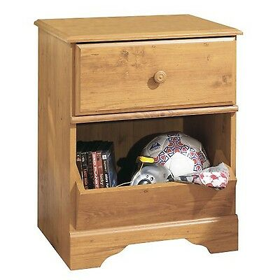 South Shore Furniture Little Treasures Collection Night Table... , Free Shipping