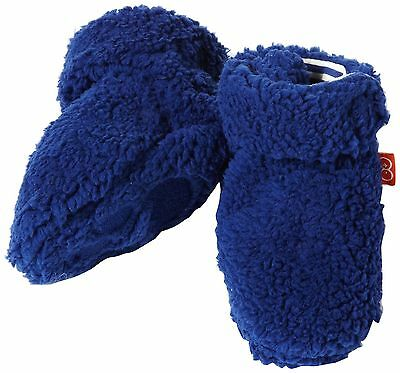 Magnificent Baby Smart Booties 12-18 Months 1-Pack Blueberry , Free Shipping