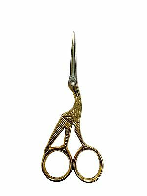 The Arch Golden Bird Mini Scissors 4-1/2-Inch , Free Shipping