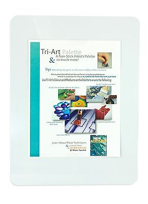 Tri-Art Paint Palette 12 by 16-Inch , Free Shipping