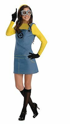 Rubies Costume Secret Wishes Despicable Me 2 Female Minion Dr... , Free Shipping