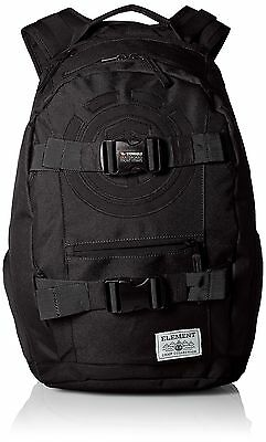 Element Men's Mohave Backpack All Black One Size , Free Shipping