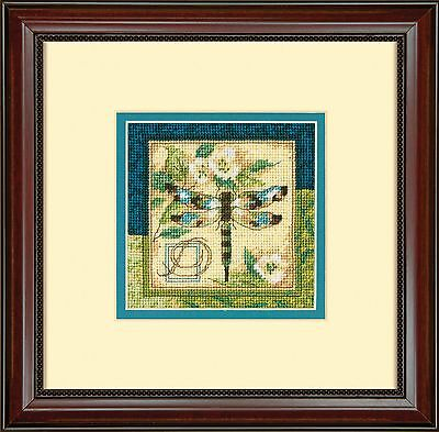 Dimensions Needlepoint Kit Dragonfly , Free Shipping