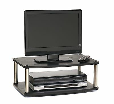 Convenience Concepts Designs-2-Go 2-Tier TV Stand with Swivel... , Free Shipping
