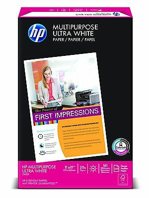 HP Everyday Papers HP Multipurpose Ultra White 20-Pound 11 by... , Free Shipping