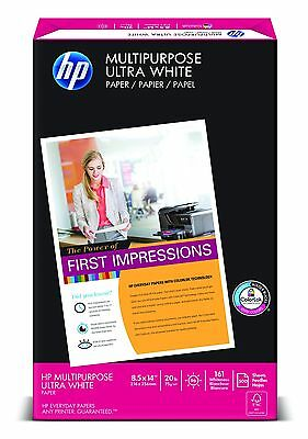 HP Everyday Papers HP Multipurpose Ultra White 20-Pound 8.5 b... , Free Shipping