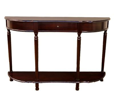 Frenchi Home Furnishing Console Sofa Table with Drawer , Free Shipping