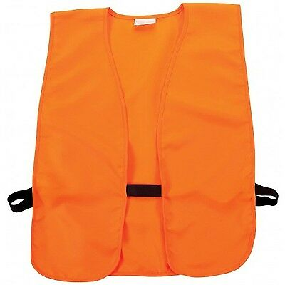 Allen Company Orange Big Man Safety Vest Chest 52-Inch 64-Inc... , Free Shipping