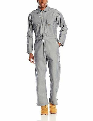 Key Apparel Men's Long Sleeve Fisher Stripe Unlined Coverall ... , Free Shipping