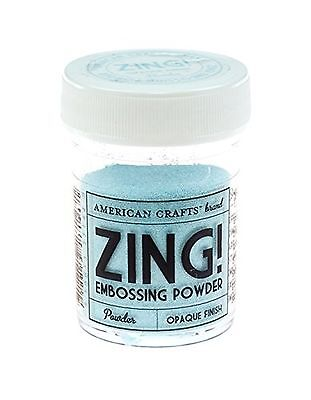 American Crafts Zing Opaque Embossing Powder 1-Ounce Powder , Free Shipping