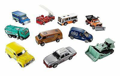 Matchbox 10 Pack - Styles May Vary , Free Shipping