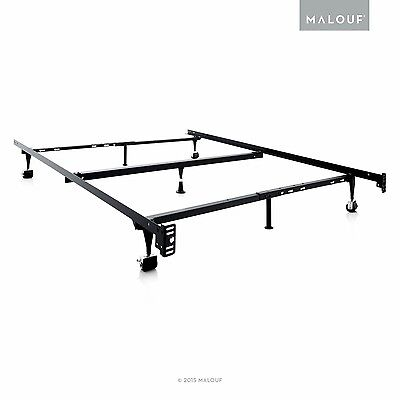 MALOUF Structures Heavy Duty 7-Leg LINENSPA Adjustable Metal ... , Free Shipping