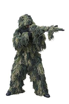 Red Rock Outdoor Gear Men's Ghillie Suit (Woodland Camouflage... , Free Shipping