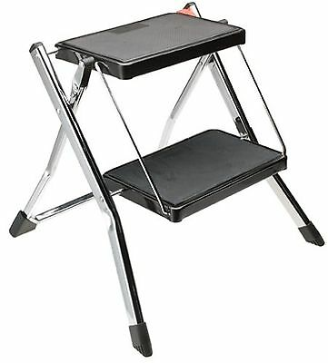 Polder 2 Step Stool without Rail , Free Shipping
