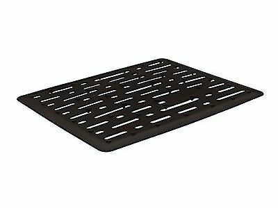 Rubbermaid Small Sink Mat with Microban Black , Free Shipping