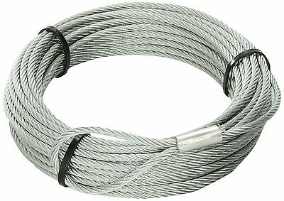WARN 60076 ATV Replacement Wire Rope , Free Shipping