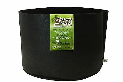 Smart Pots 20-Gallon Soft-Sided Container Black 20-Gal , Free Shipping