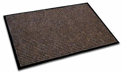 Doortex Eco-Friendly Ribbed Indoor Entrance Mat Brown 48 x 36... , Free Shipping
