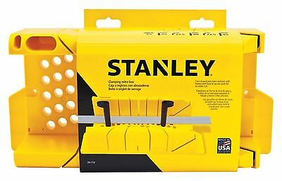 STANLEY 20-112 Clamping Mitre Box , Free Shipping