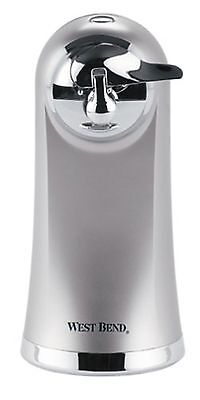 West Bend 77203 Electric Can Opener Metallic , Free Shipping