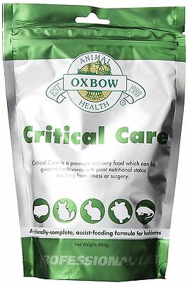 OXBOW Critical Care Pet Supplement 141g , Free Shipping