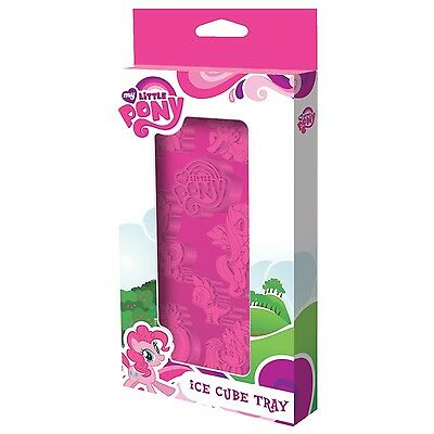 ICUP Hasbro's My Little Pony Ice Cube Tray Pink New
