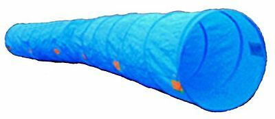 Cool Runners Dog Agility Training Tunnel with Carrying Case 2 x 17-Feet New