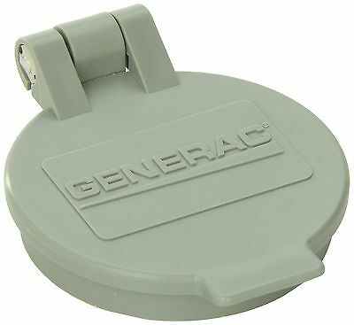 Generac 6393 Flip Lid Accessory for Power Inlet Box Models 6342/6343/6344... New