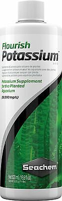 Seachem Flourish Potassium 500ml New