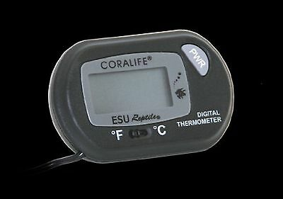 Coralife 5032 Digital Thermometer New