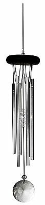 Woodstock Chimes Crystal Meditation Windchime New