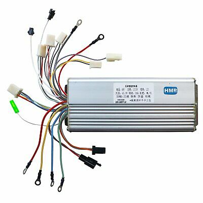 HMParts Control unit Controller for Brushless Engine 48V 1000W