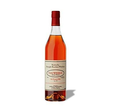 Van Winkle 12 Year Old Special Reserve Bourbon Whiskey 750ml
